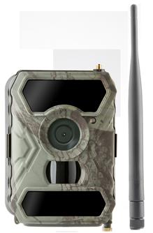 SECACAM Raptor_Mobile_Produktbild_Kamerafront_Frontal